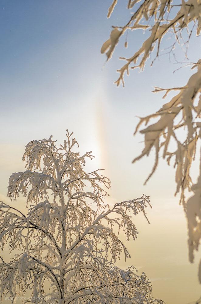 Фотография 10. Зимняя радуга в горах Таганая. 1/4000, 3.2, 200, 50.
