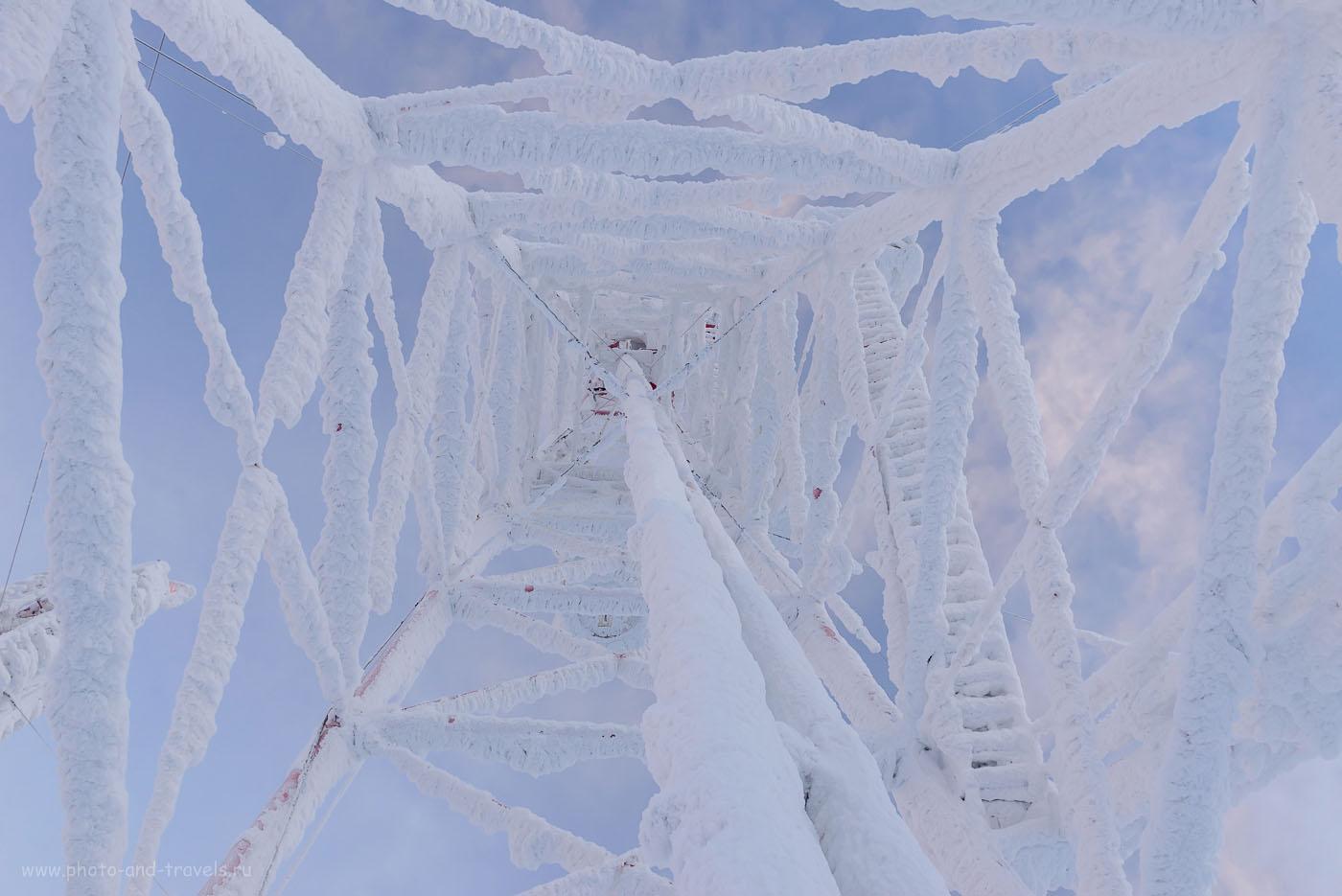 6-1. Вышка на горе Полюд. Отзывы о поездке в Пермский край на авто. 1/80, +0.67, 8.0, 500, 24.