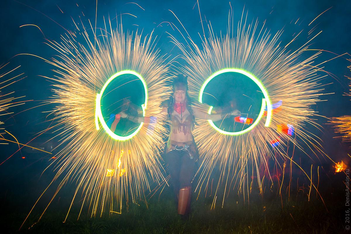 Правый Берег 2015. Танец Огня. 4