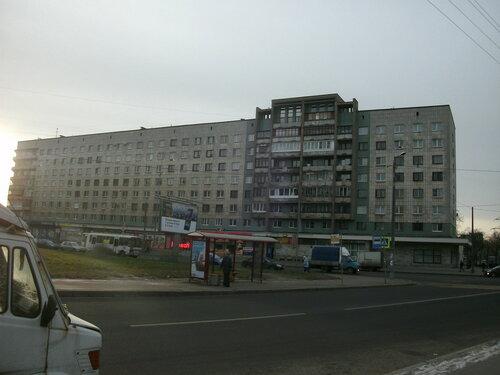 ул. Бабушкина 111