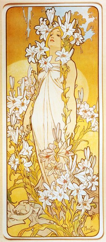"""Лилия"", 1898 год"