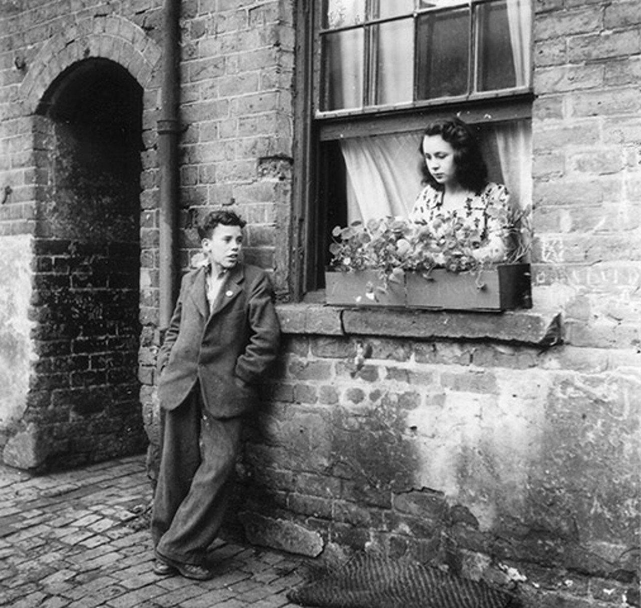 1951. Миллионы подобных ей, Бирмингем