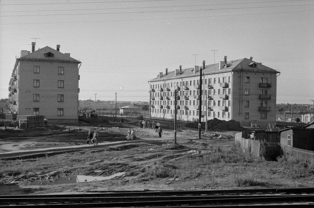 Станция Суково, улица Мира