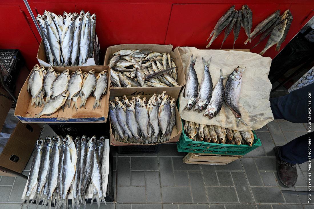 Астраханский рыбный рынок вобла фото