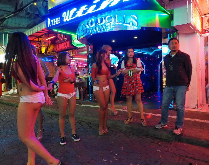 Съема таиланде правила проституток в