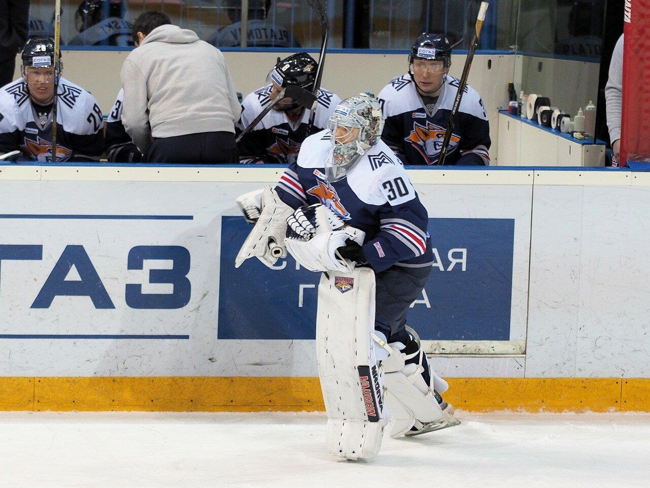 102Плей-офф 2016 Восток 1/2 Металлург - Сибирь 10.03.2016