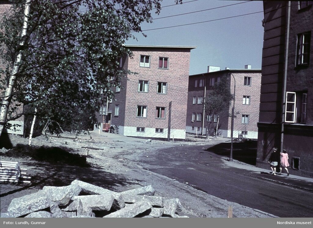 1939 Stockholm Groendal district Lundh Gunnar.jpg
