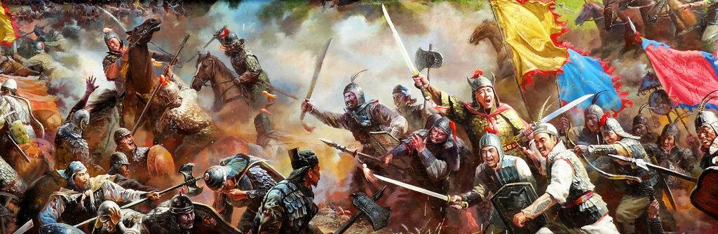 Guerra de la Corea del Koguryo contra el Imperio Chino.jpg