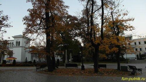 Отдых в Кисловодске, прогулки по городу