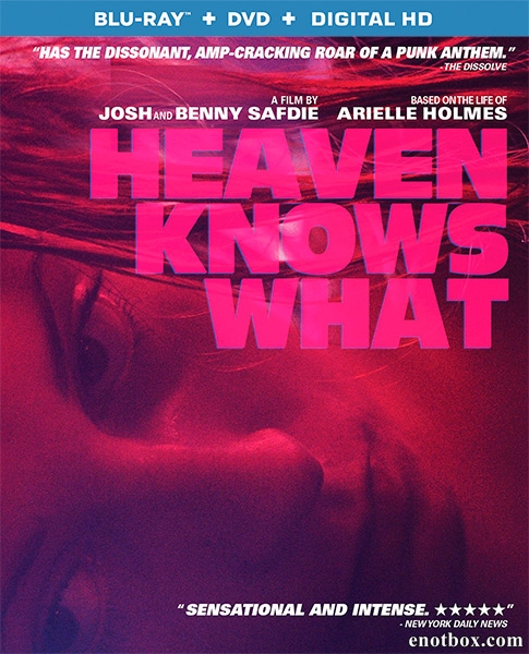 Бог знает что / Heaven Knows What (2014/HDRip)