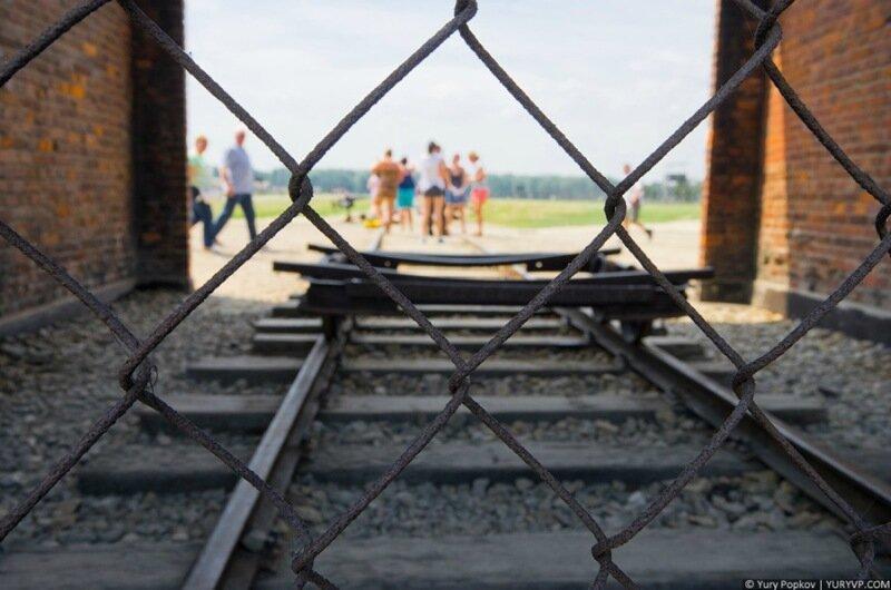 Фотоэкскурсия. Концлагерь Освенцим / Аушвиц 0 105d0a 54aeae XL