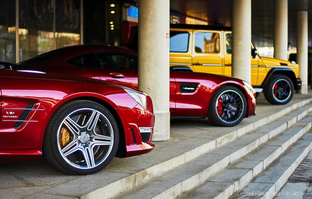 Автомобильный феномен Москвы