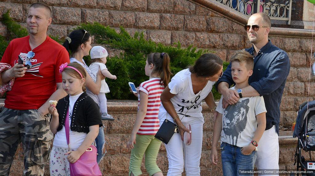 Жители и гости Гродно