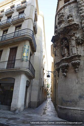 Прогулка по Барселоне. Испания