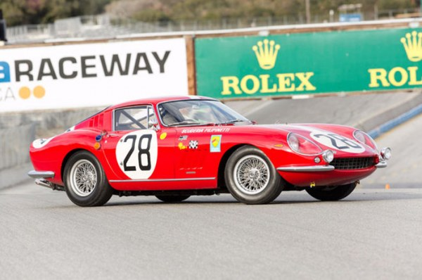 Ferrari 250 LM, 1964 — $9625000