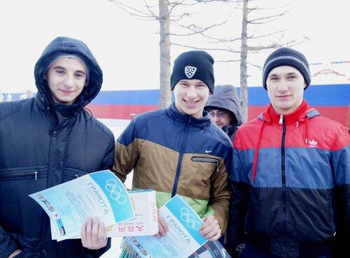 шорт-трек, Барабинск
