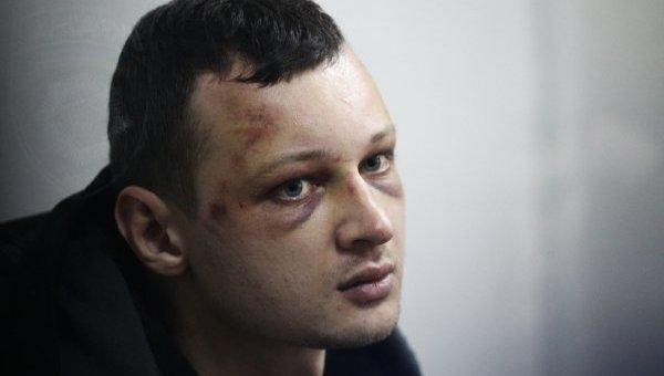 Краснову наставили синяков во время задержания, – СБУ - Цензор.НЕТ 290