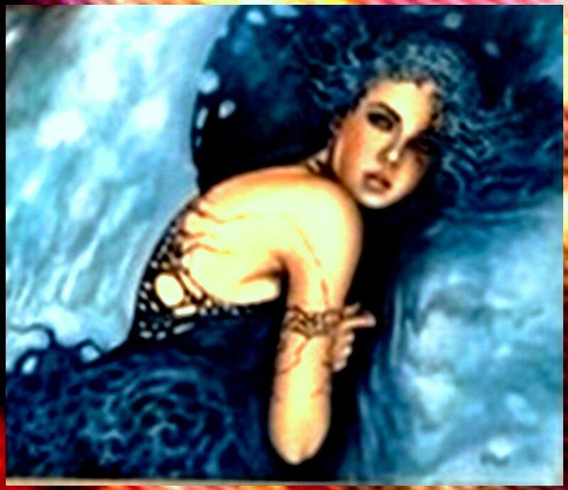 Фантастические девушки из снов на картинах Эрики Векслер (3).jpg