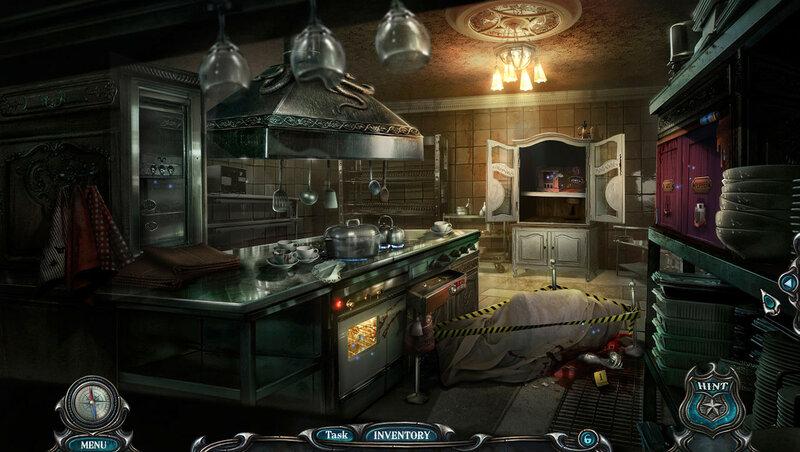 لعبة Haunted Hotel: Axiom Butcher