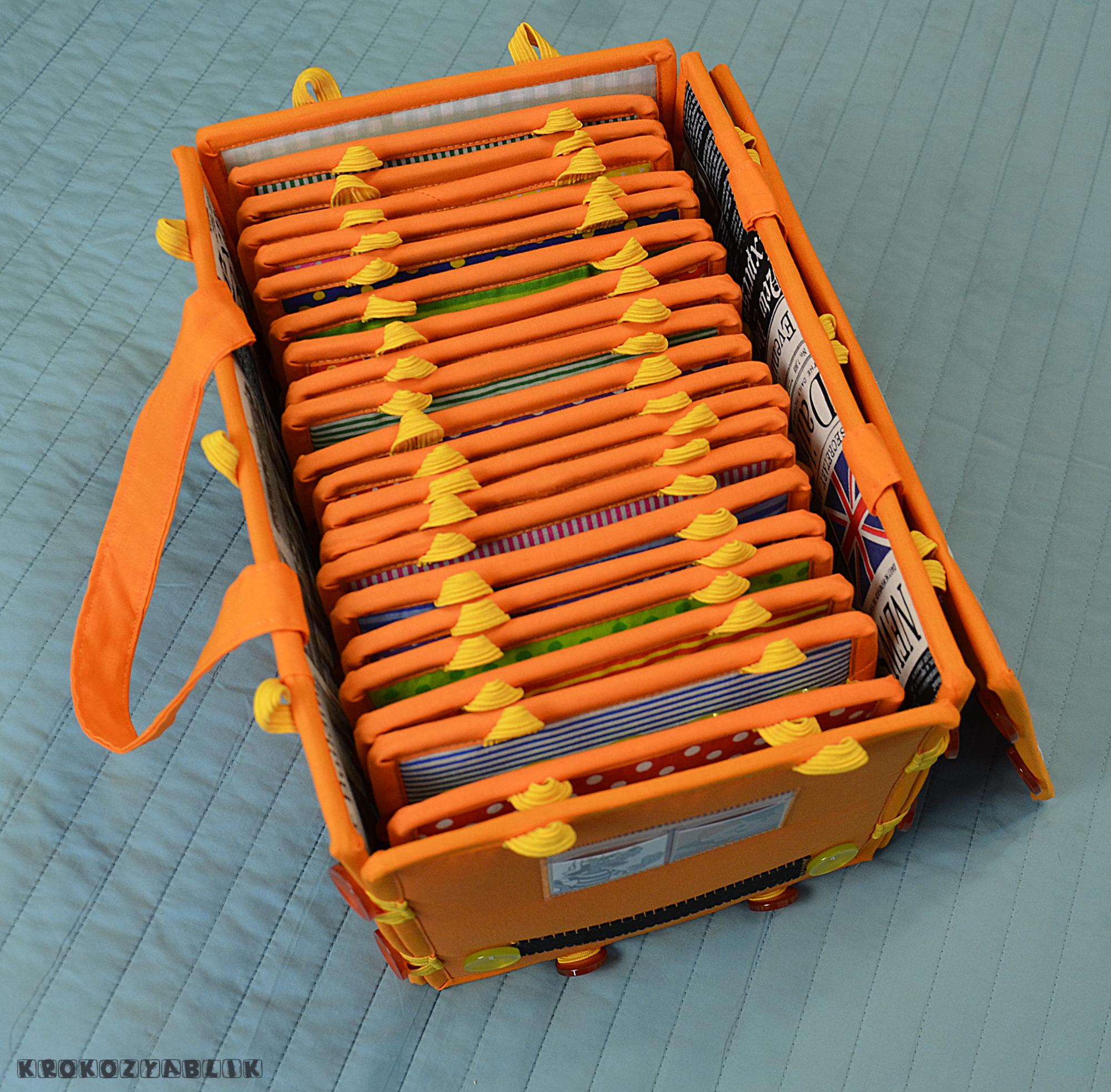 оранжевый автобус числовая массажная дорожка конструктор (8).JPG