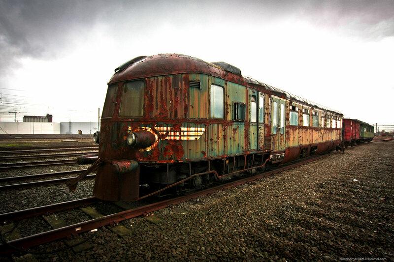 Ghost Train Quot Orient Express Quot Belgium Abandoned Places