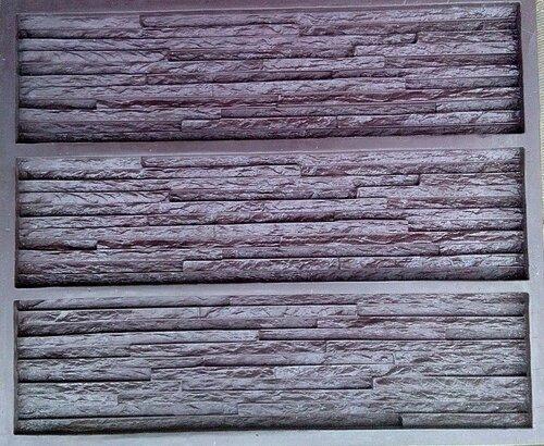 форма для декоративного камня Мрамор античный