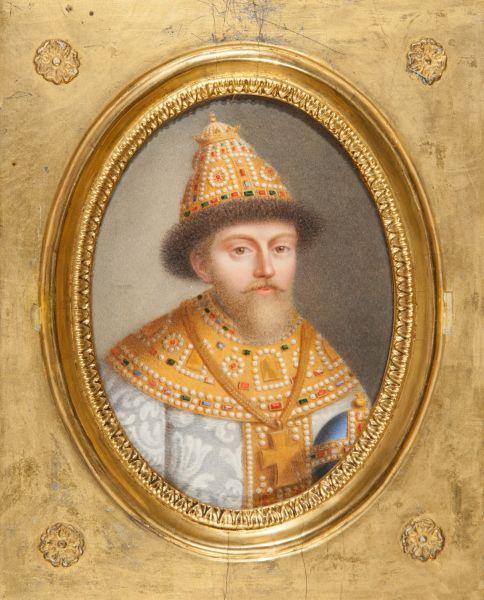 Портрет царя Михаила Федоровича. 1822.jpg