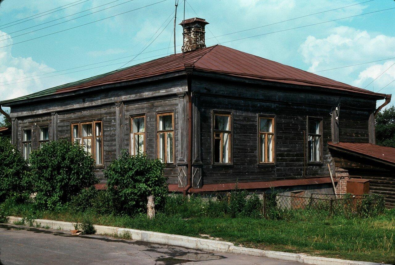 Суздаль. Типичный деревянный дом