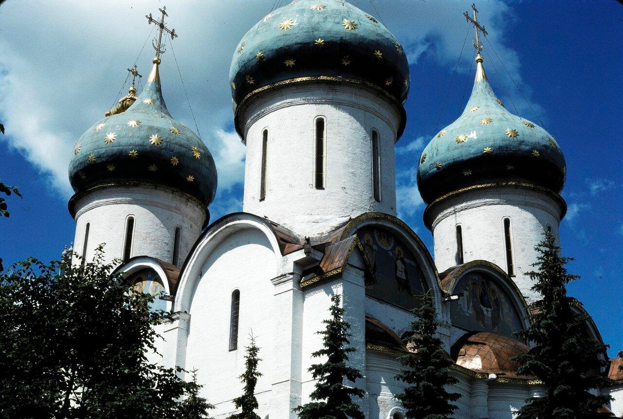 Загорск. Успенская церковь