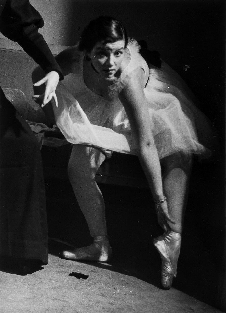 1936. Балерина