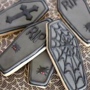 Печенье-гробики
