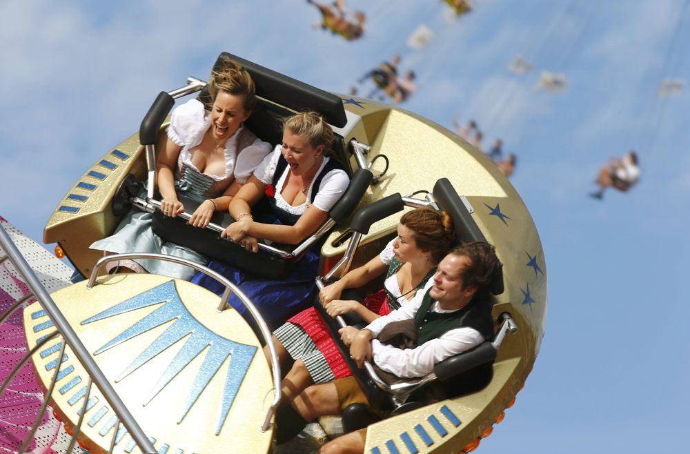 событийный туризм в германии