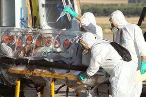 Мужчина в Испании изолирован с подозрением на заражение вирусом Эбола