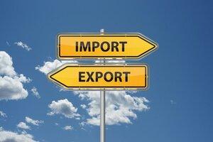 В Молдове сократился импорт и экспорт
