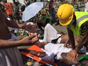 Вблизи Мекки в давке погибло 450 паломников, 719 ранены