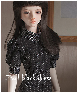 Black dress for Zaoll