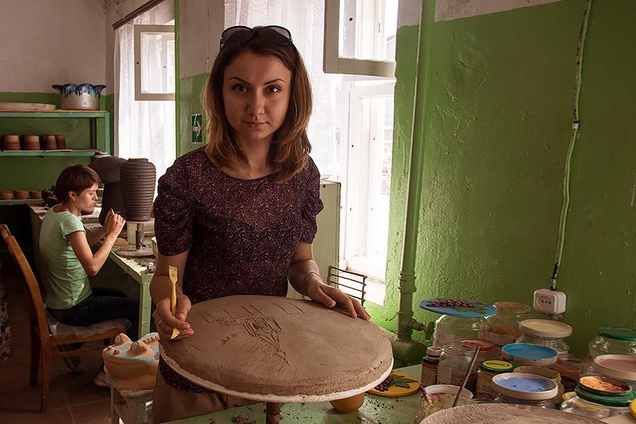 Как делают керамику в России
