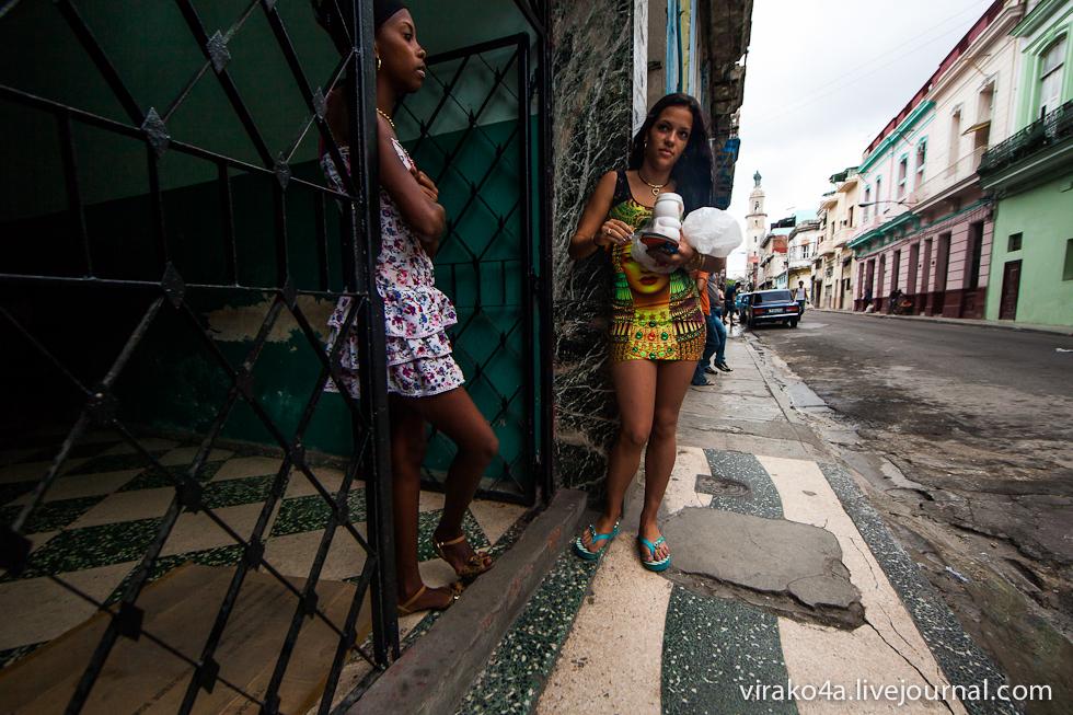 Гаваны куба проститутки