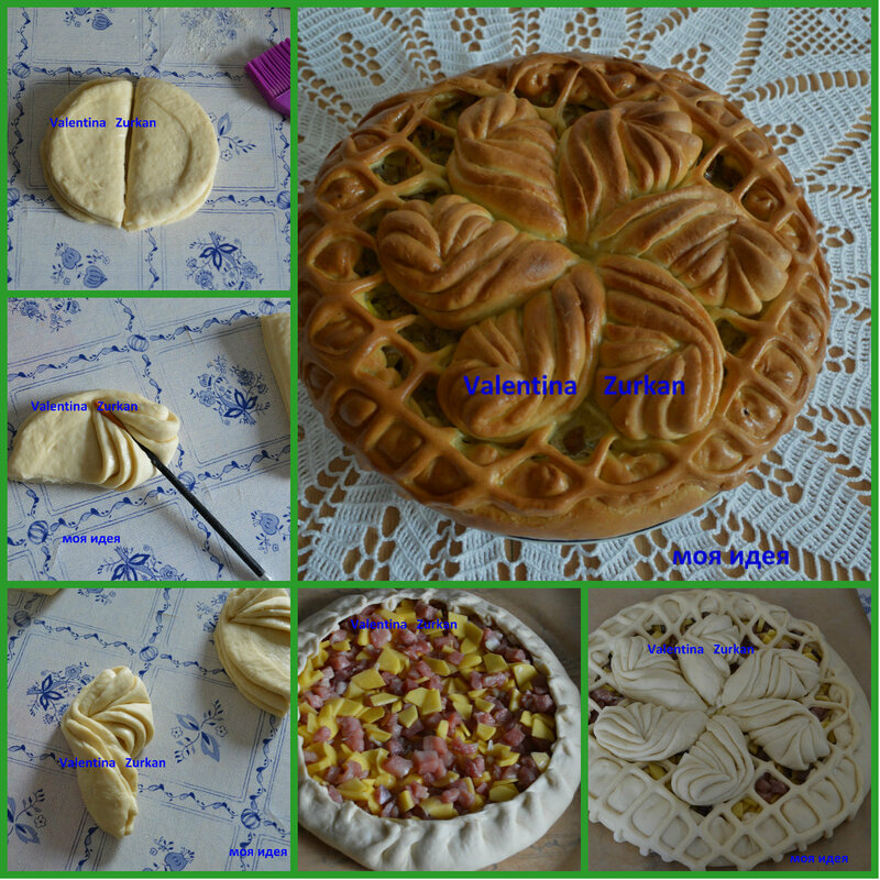 Рецепты выпечки с фото от валентины цуркан некоторых списках