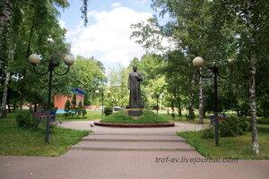 Памятник Дзержинскому, Дзержинский