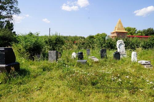Некрополь, Троицкий Рождества Богородицы Оптин монастырь, Болхов