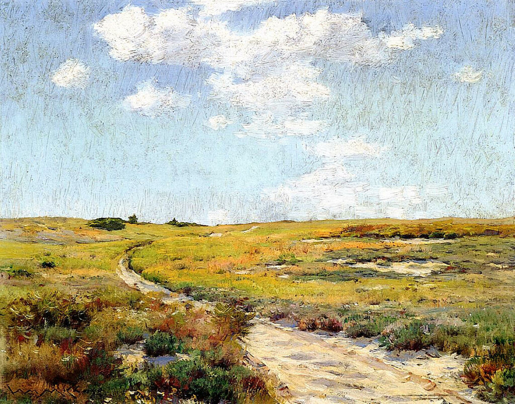 A Sunny Afternoon, Shinnecock Hills, 1898.jpeg