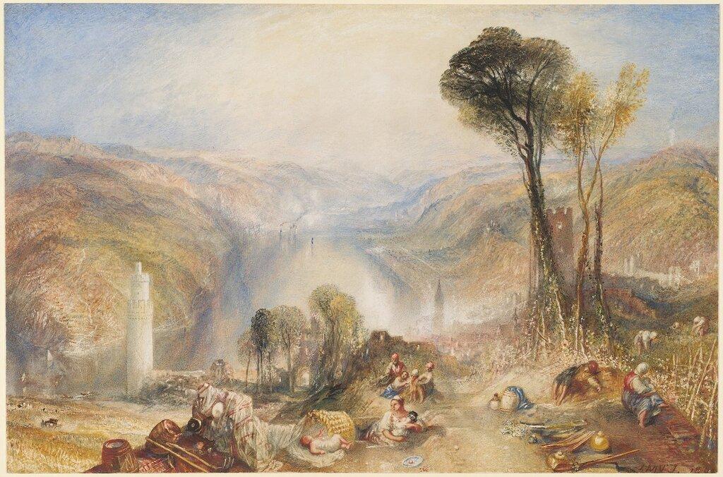 Oberwesel, 1840.jpg