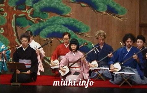 О японской музыке, некоторые музыкальные термины
