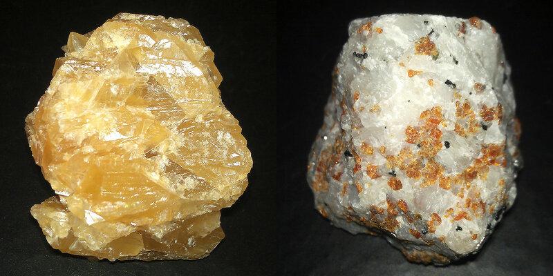 Минералы Сокровища Земли №120 - Голубой кальцит
