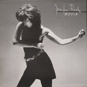 Jennifer Rush – Movin' (1985) [CBS, CBS 26710]