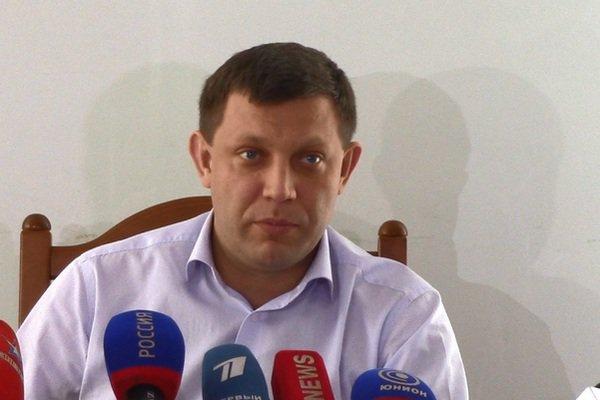Захарченко о производстве в ДНР военных радиостанций