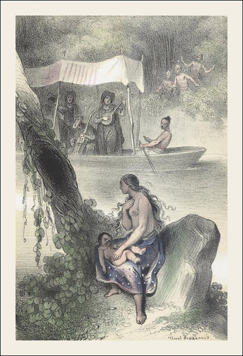 Théophile Fragonard, Histoire dramatique et pittoresque des Jésuites