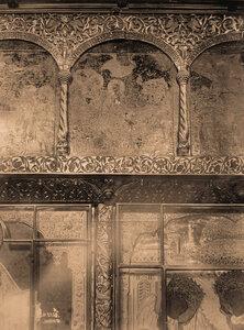 Деталь иконостаса XVII в. в церкви Варвары Великомученицы. Ярославль г.
