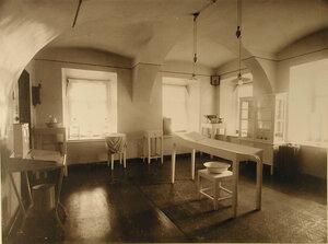 Общий вид операционной комнаты